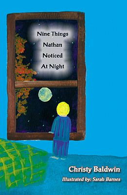 Book Review - Nine Things Nathan Noticed at Night (Christy Baldwin)