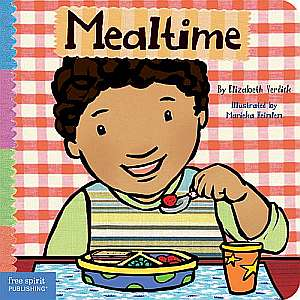 Book Review - Mealtime (Elizabeth Verdick)