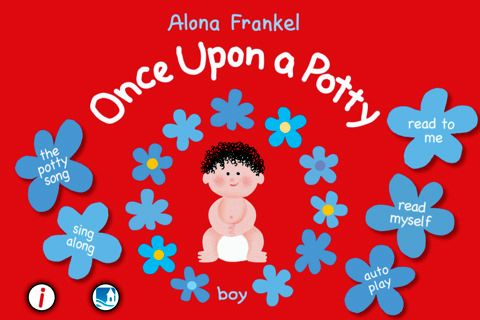 iPad App Review - Once Upon a Potty: Boy