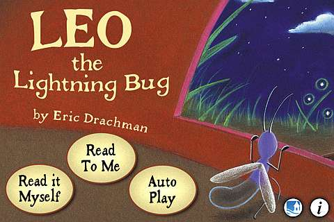 iPad App Review - Leo the Lightning Bug