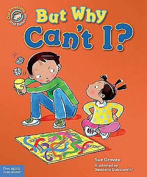 Book Review - But Why Can't I? (Sue Graves)