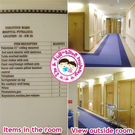I M A Full Time Mummy Factors For Choosing Putrajaya Hospital
