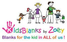 Kids Blanks By Zoey
