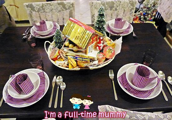 I 39 M A Full Time Mummy My Dream Table Setting For