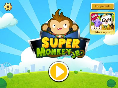 Super Monkey Jr