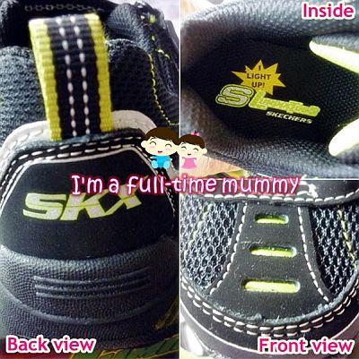 Boys Velcro Shoes Size