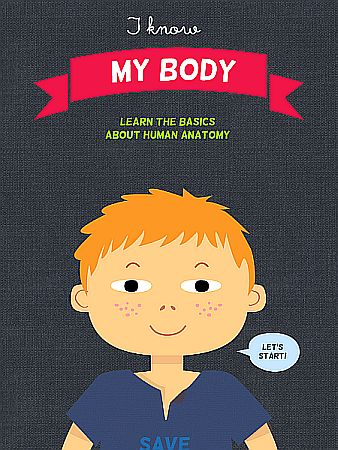 This Is My Body Anatomy For Kids