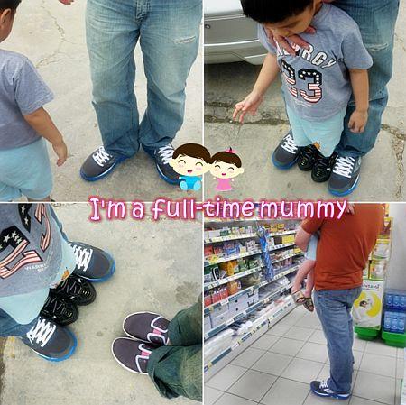 Sketchers Boys Shoes