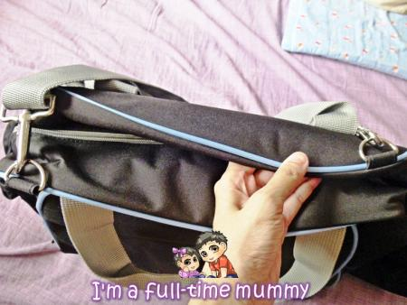 Bubbles Ashley Diaper Sling Bag