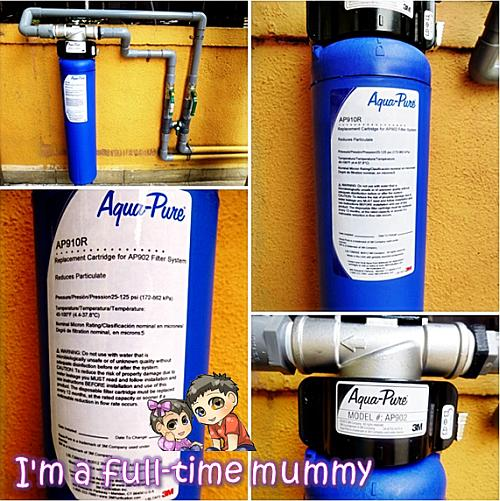I M A Full Time Mummy Product Review 3m Water Filter