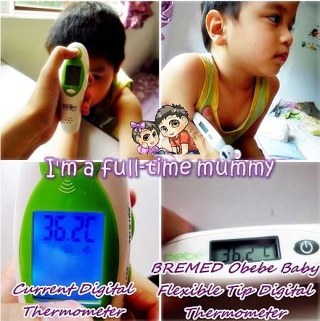 Bremed BD1130 Digital Baby Thermometer
