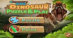 Dinosaur Puzzle and Play