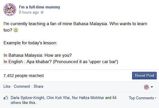 Let's Learn Bahasa & Cantonese