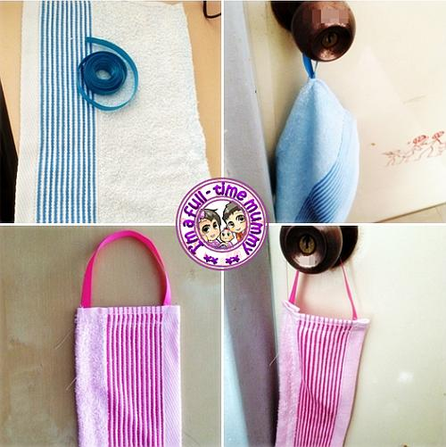 Sewing Project - Hand Towel