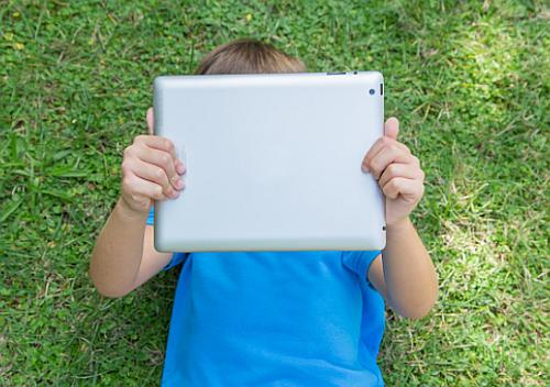 Give Children iPads From Birth