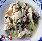 Stir-Fry Fish Slices with Ginger & Scallions