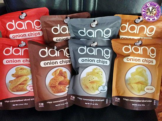 Dang Foods Onion Chips