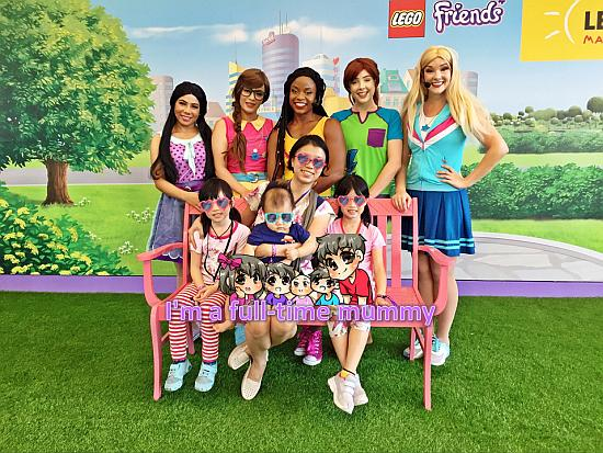 LEGO Friends LIVE Show