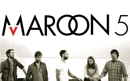 V Album Cover Maroon 5 Maroon 5 dude!