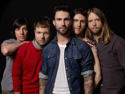Hands All Over (Maroon 5)